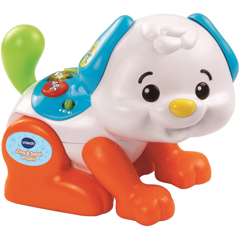 Zing & Speel Puppy Vtech