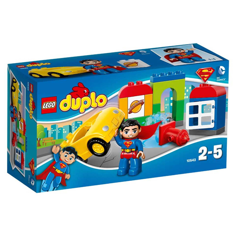 LEGO Duplo Superman Reddingsactie 10543