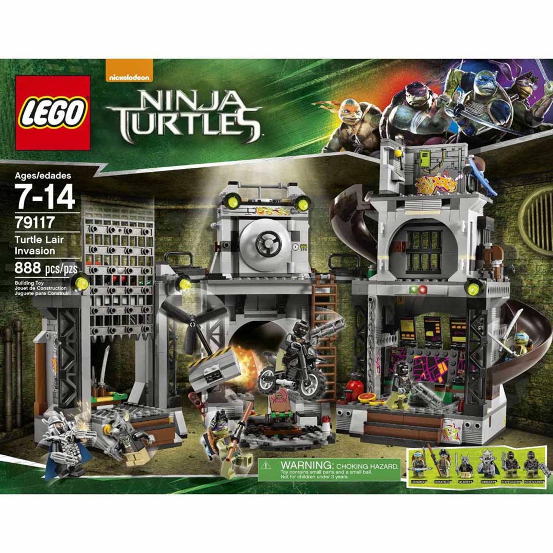 LEGO 79117 TURTLES INVASIE