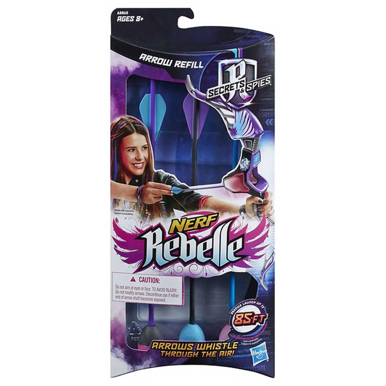 Hasbro Nerf Rebelle Agente-pijlen