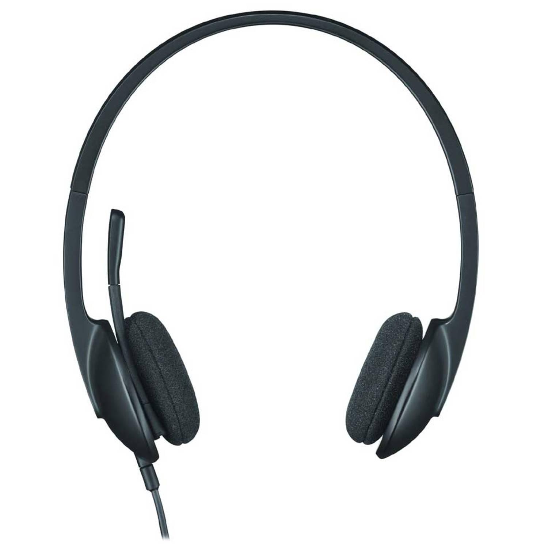 Logitech USB stereo headset H340