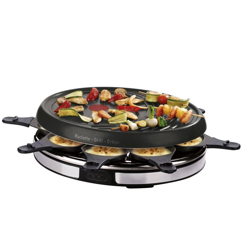 Tefal Deco 8 gourmetstel RE1378