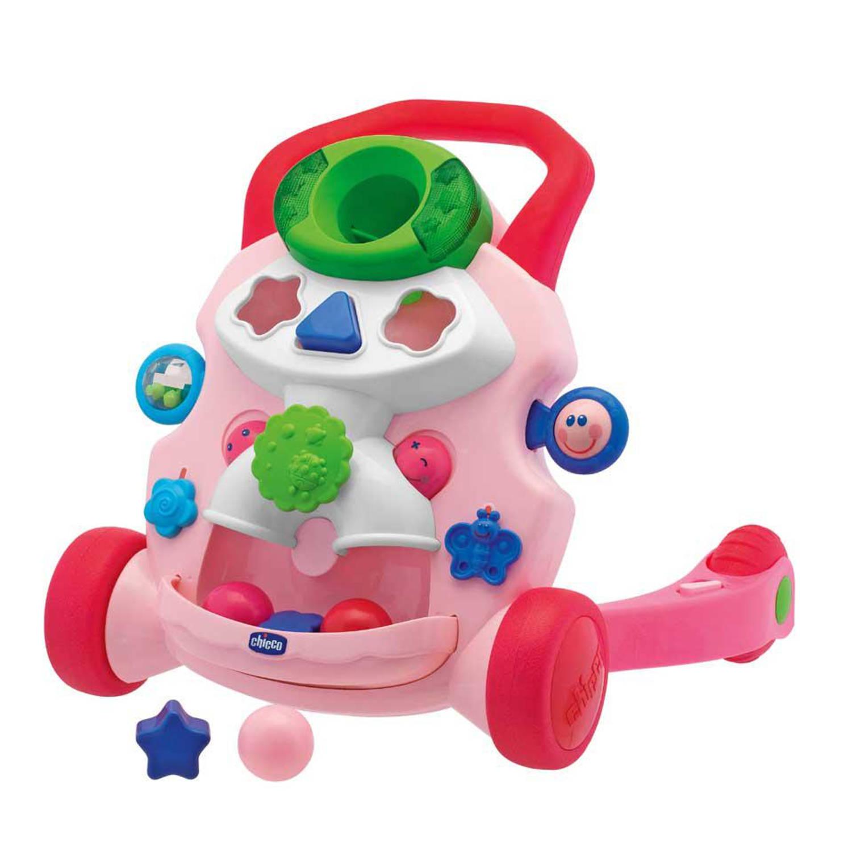CHICCO Eerste pasjes Baby Speelgoed Speeltje Eerste pasjes Eerste pasjes