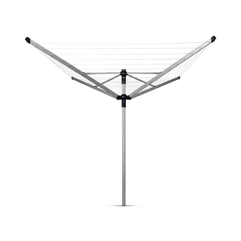 Brabantia Lift-O-Matic Advance Droogmolen incl. Betonanker 50 meter