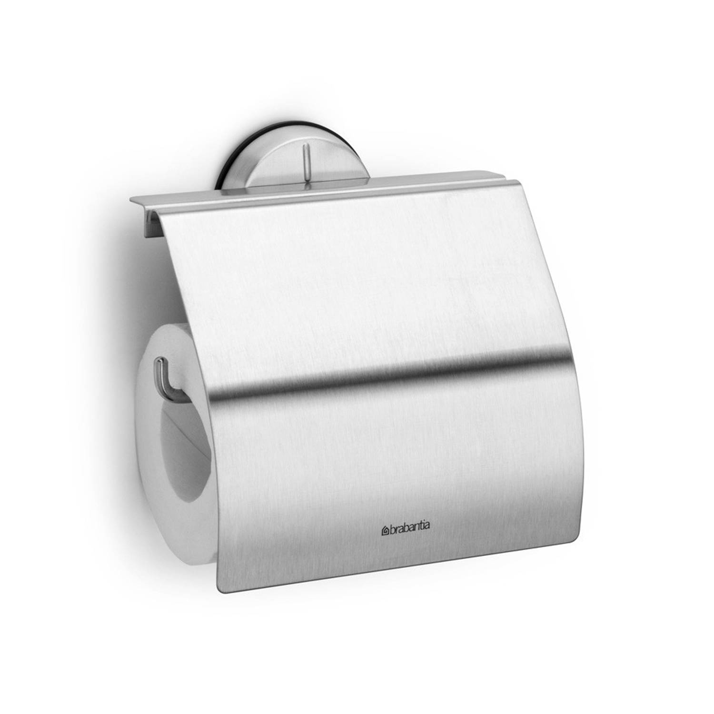 Korting Brabantia Profile toiletrolhouder matt steel