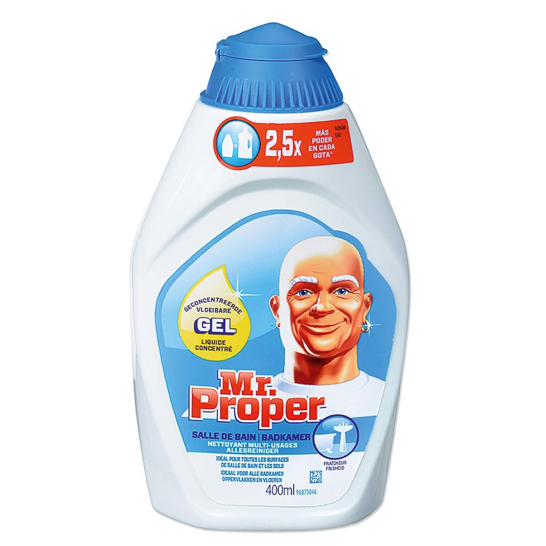 Top Mr Proper allesreiniger badkamer 400 ml   Blokker #WR16