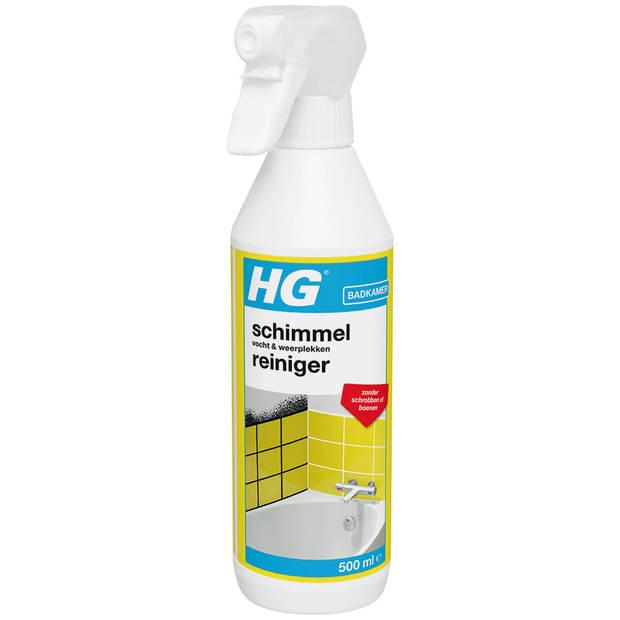 HG schimmel-, vocht- en weerplekkenreiniger