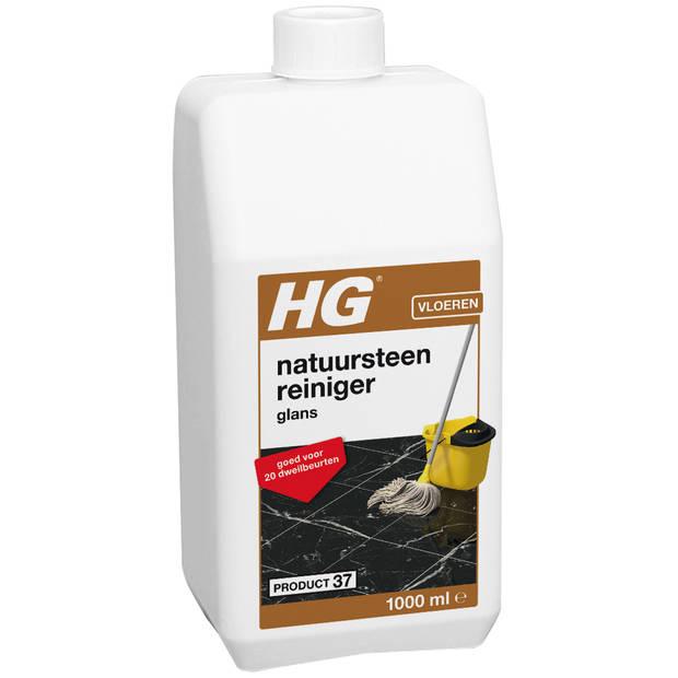 HG natuursteenreiniger (wash & shine)