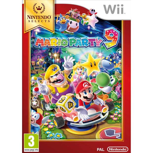 Wii Mario Party 9: Select