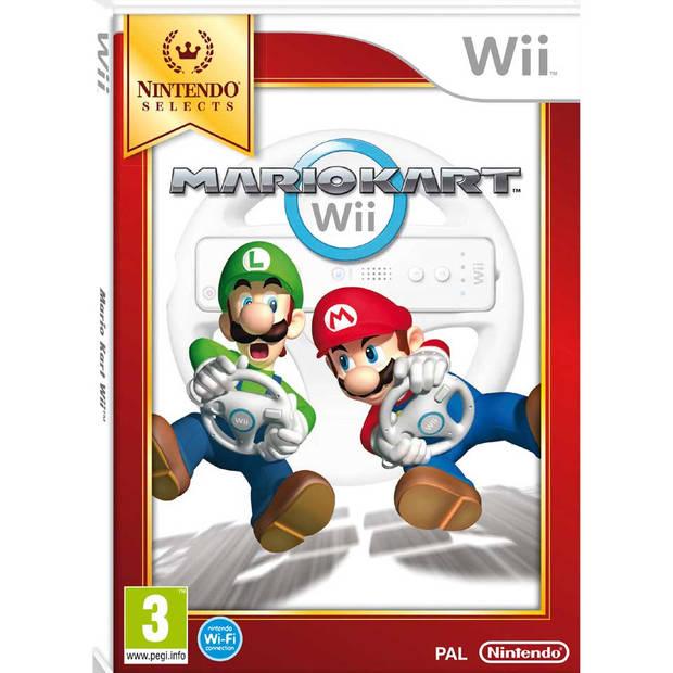 Mario Kart Wii Select