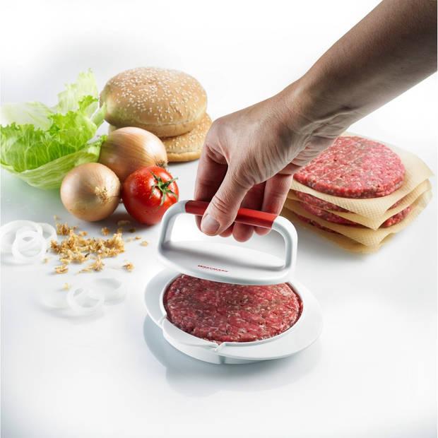 Westmark hamburgerpers - 14,8 cm