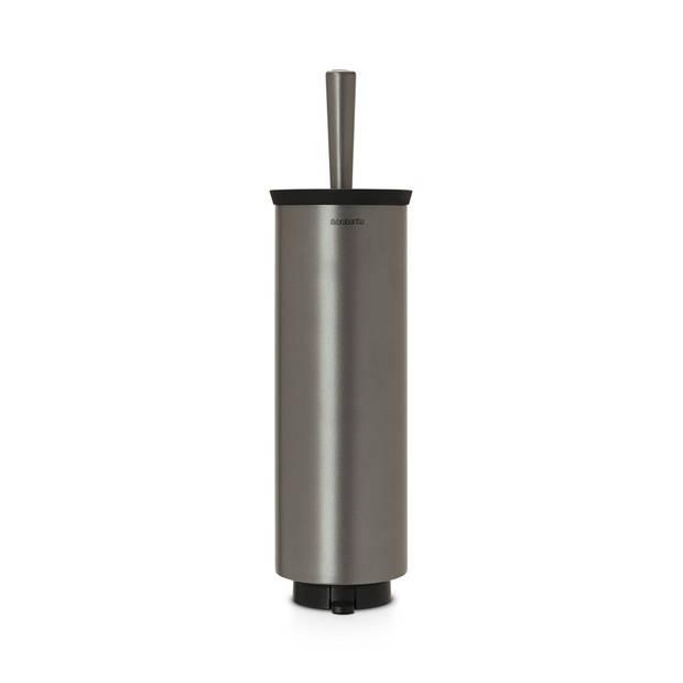 Brabantia Profile toiletborstel met houder - Platinum