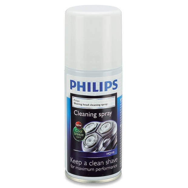 Philips HQ110/02 scheerkop reiniger - 100 ml