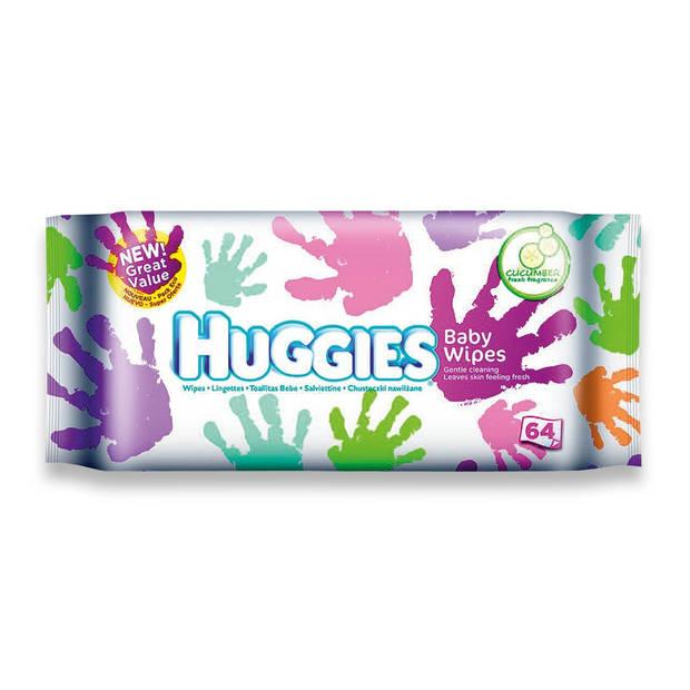 Huggies Everyday Wipes voor baby's