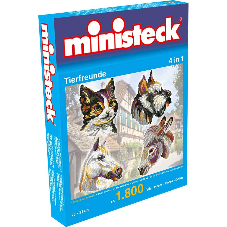 Ministeck Dierenvrienden