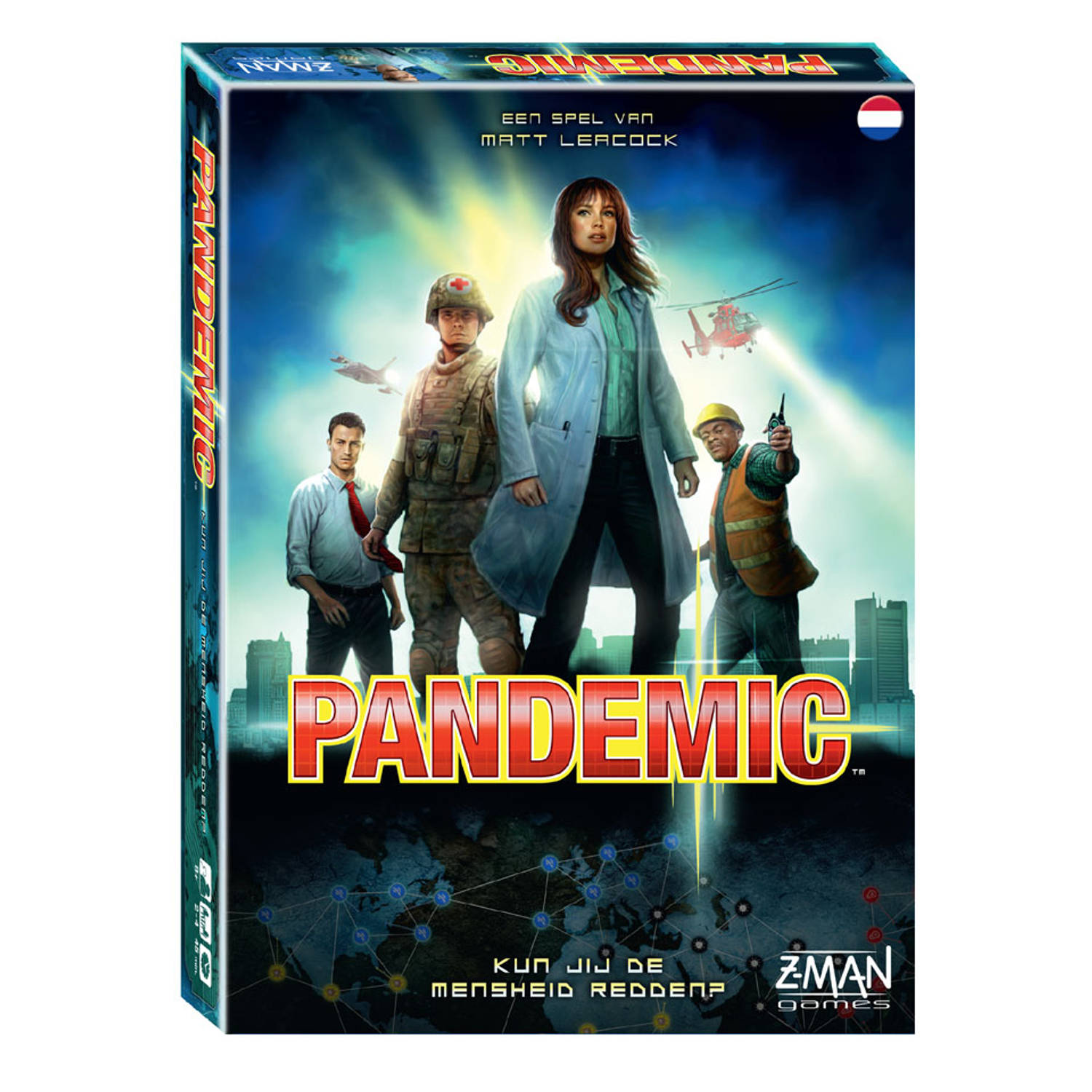 Korting Pandemic bordspel