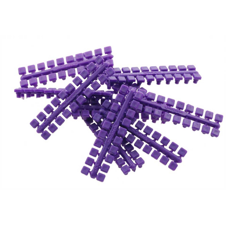 1 punt kleurstrips violet (620), 10 stuks