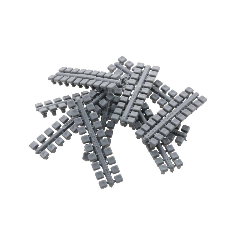 1 punt kleurstrips grijs P2 (636), 10 stuks