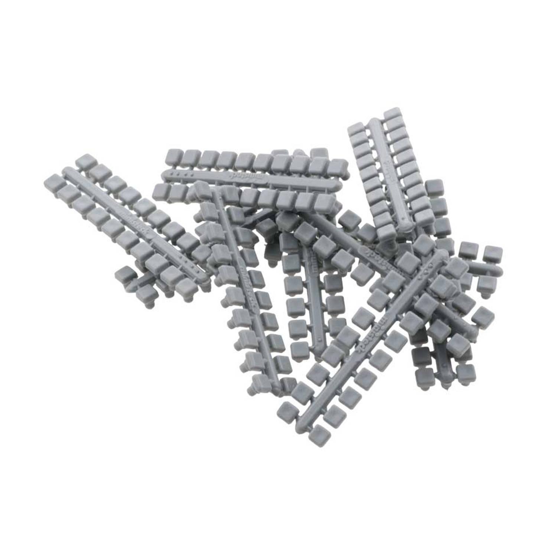 1 punt kleurstrips grijs P3 (637), 10 stuks