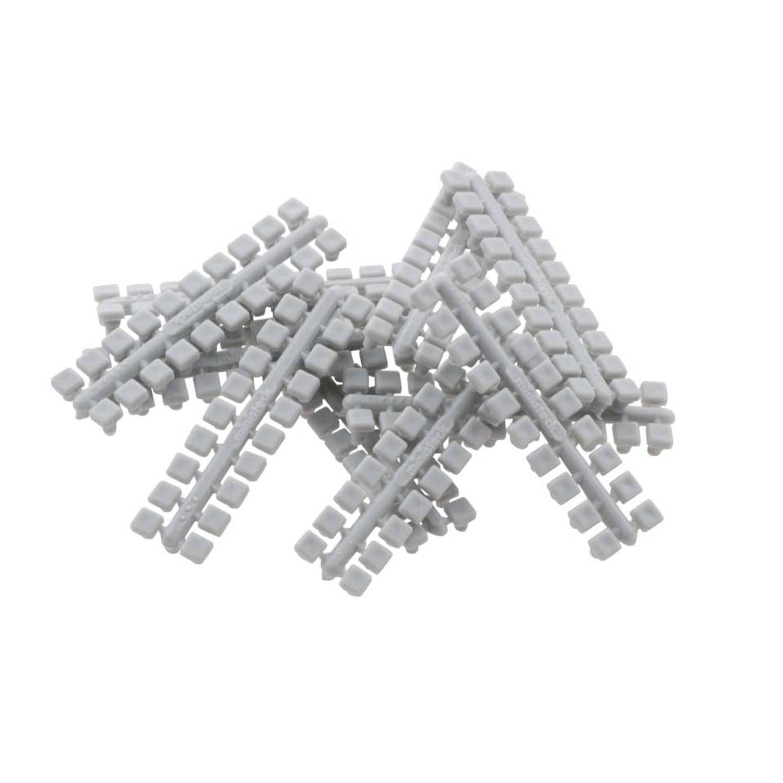 1 punt kleurstrips grijs P5 (639), 10 stuks