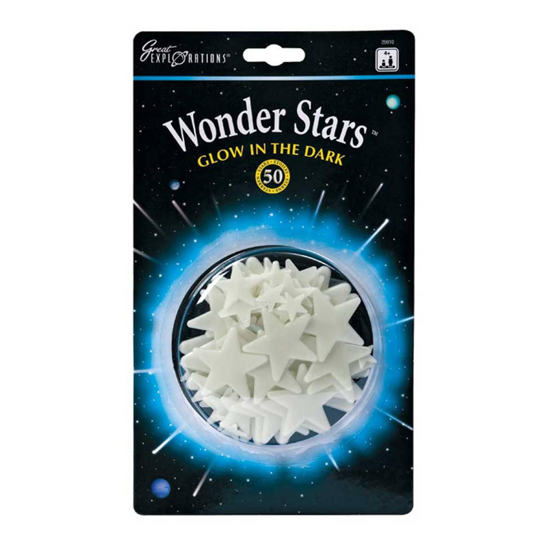 Wonder Stars Glow in the Dark