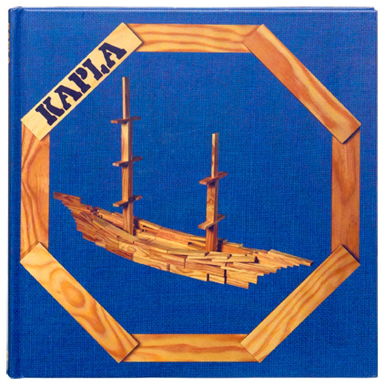 Kapla Boek Blauw Deel 2