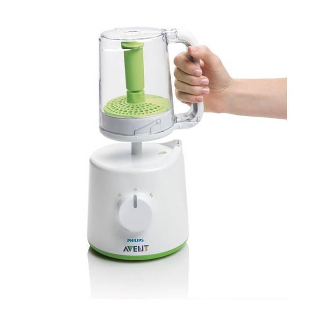 Philips Avent stomer/blender SCF870/20