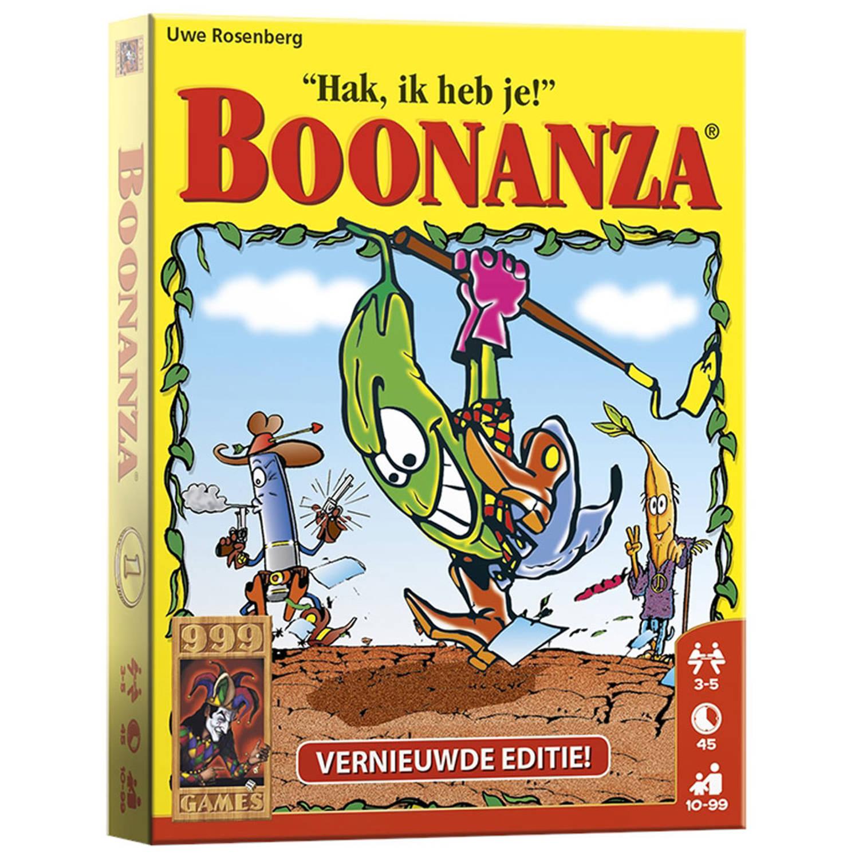 Afbeelding van Boonanza - kaartspel
