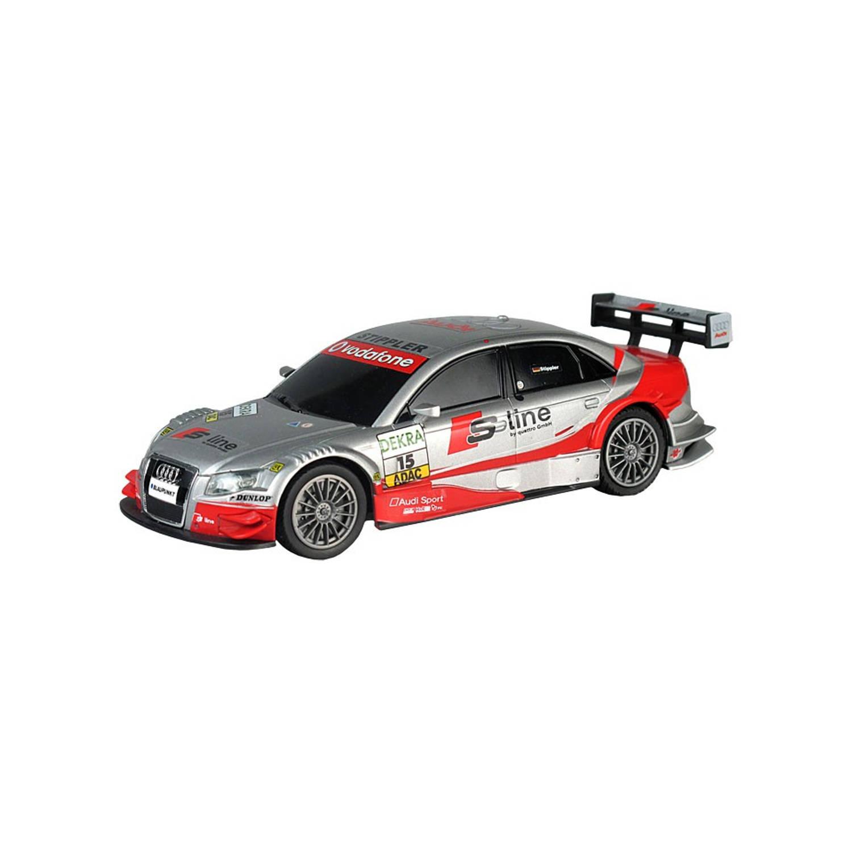Afbeelding van RC Audi A4 DTM - zilver