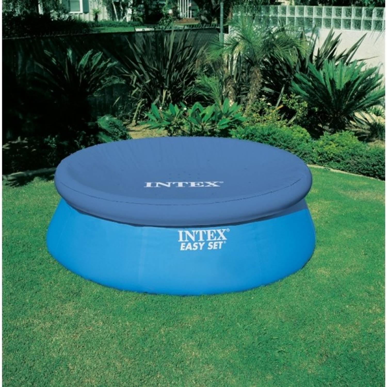 Intex zwembad afdekzeil 366 cm 28022 blokker for Blokker zwembad