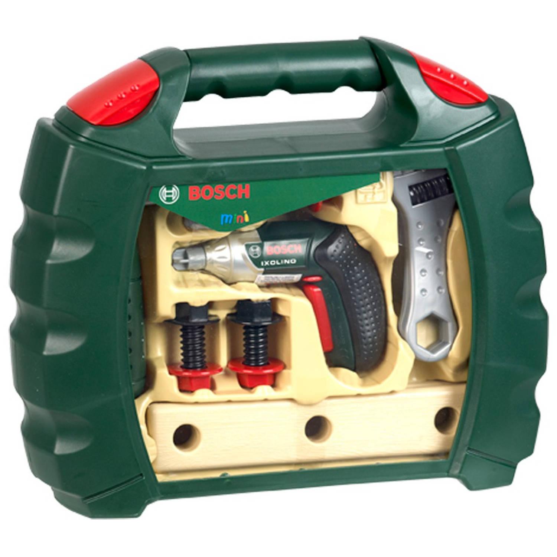 Korting Bosch Speelgoed Gereedschapskoffer
