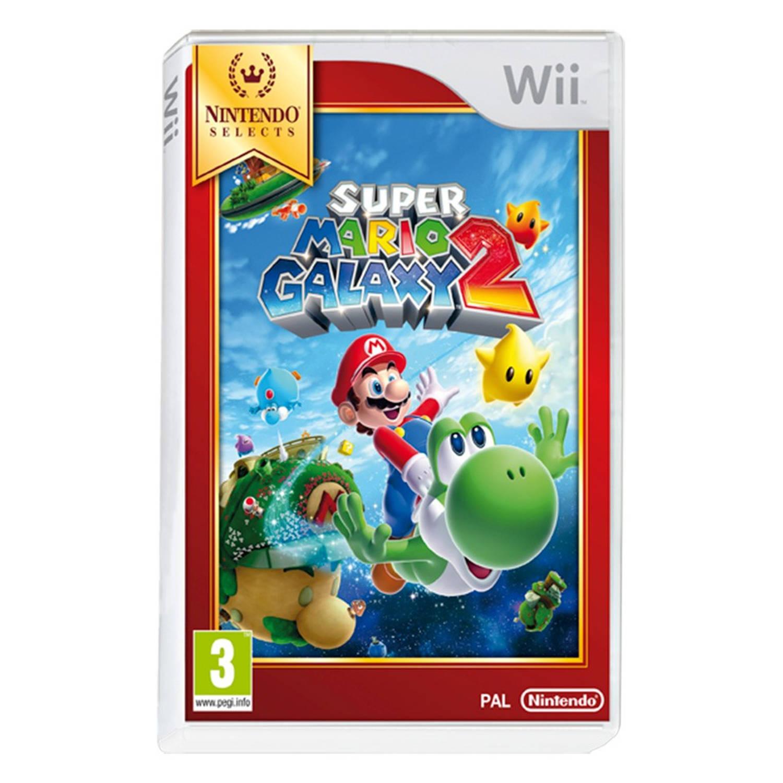 Nintendo Select Super Mario Galaxy 2 (Wii U)