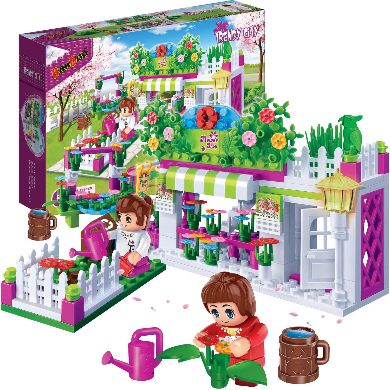 Afbeelding van BanBao bloemenwinkel 6116