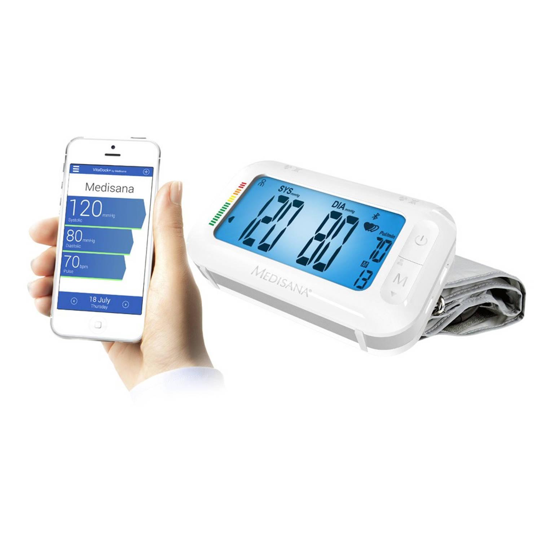 Bloeddrukmeter-Reiswekker BU 575 Connect