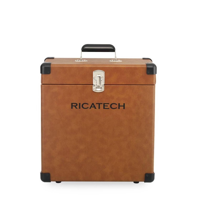 Ricatech RC0042 platenkoffer - Bruin
