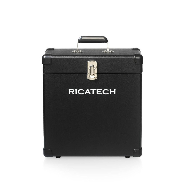 Ricatech RC0042 platenkoffer - Zwart