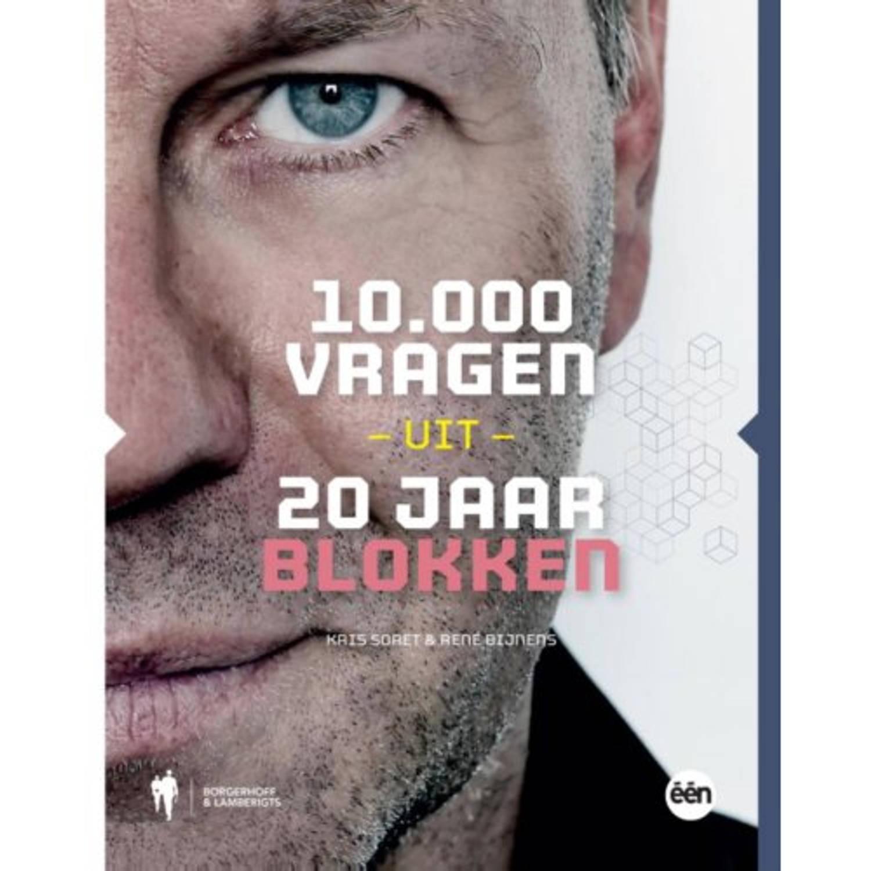 Afbeelding van 10.000 vragen uit 20 jaar blokken