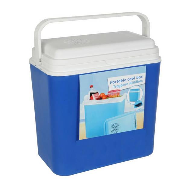 Koelbox - 22 liter 230 Volt AC / 12 Volt