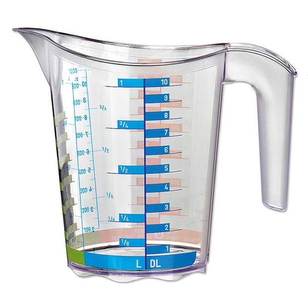 Rotho Domino maatbeker 1 liter