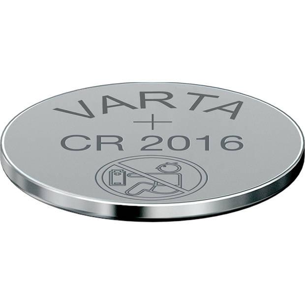Varta Professional CR2016 batterij - 2 stuks