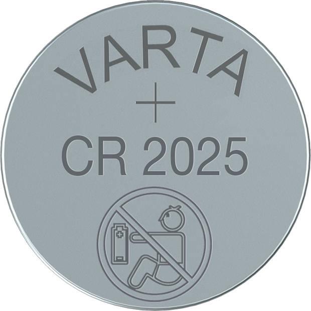 VARTA Professional CR2025 batterij - 2 stuks