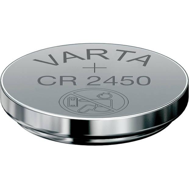 VARTA Professional CR2450 batterij - 2 stuks