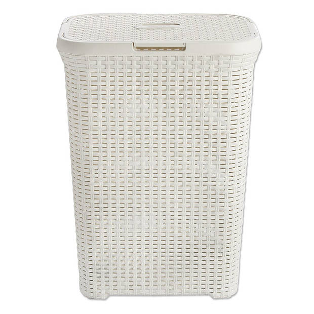 Curver style natural wasbox 60 liter wit