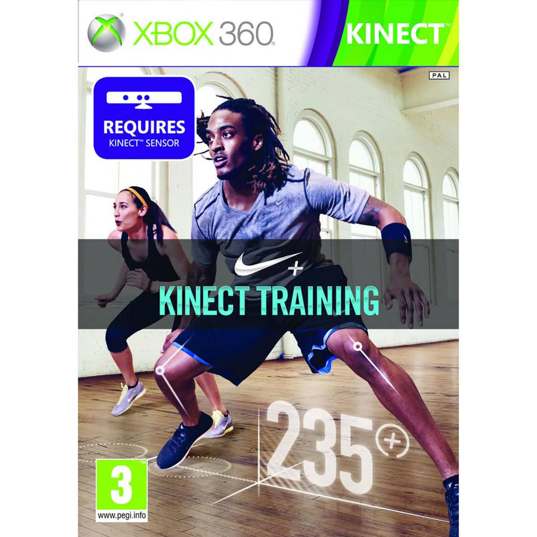 Game, Xbox 360, Nike+ Kinect Training NL