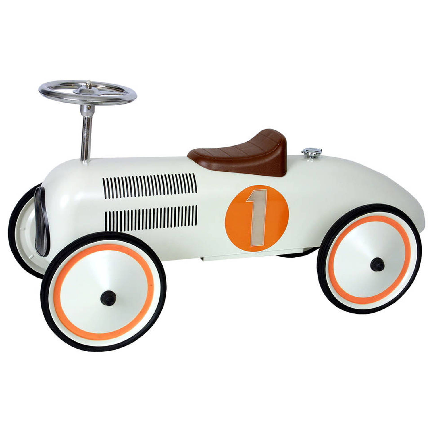 Retro Roller Judy loopauto - parel