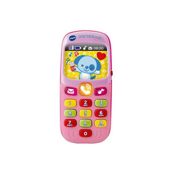 VTech Baby telefoontje - roze