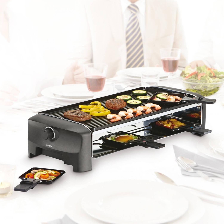 Princess Teppanyaki Grillplaat Gourmetstel Raclette 162840 Blokker