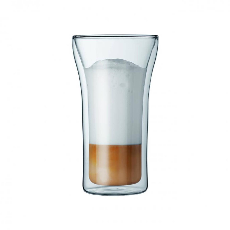 Bodum Assam Dubbelwandig glas 0.4 liter (Set van 2)