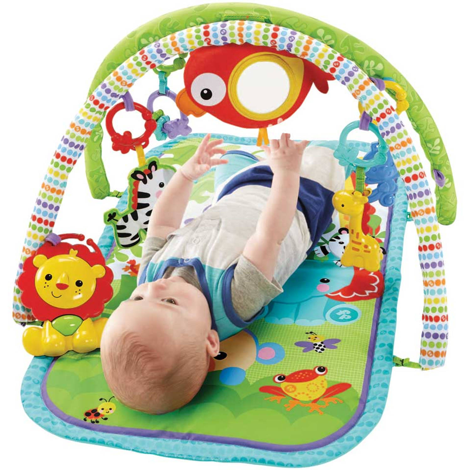 Fisher-Price 3-in-1 muzikale Activity Gym CHP85