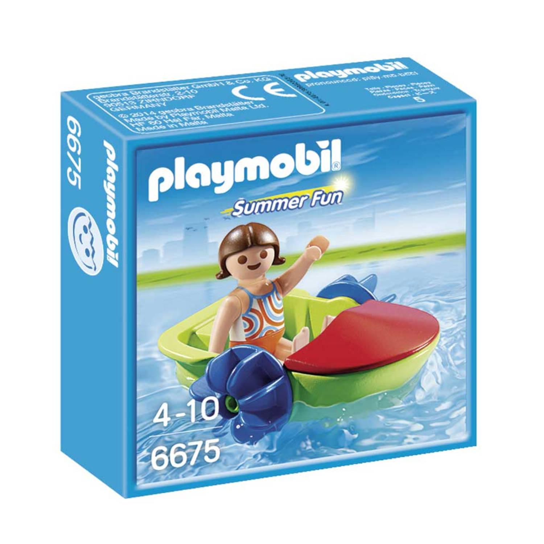 Playmobil Waterfiets - 6675